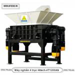 máy nghiền 4 trục hitech-4T1200G